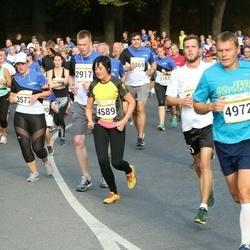 Tallinna Maratoni Sügisjooks 10 km - Kaire Aamisepp (4589), Arlis Pipenberg (4972)