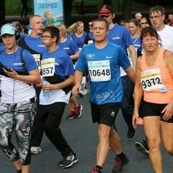 Tallinna Maratoni Sügisjooks 10 km - Raili Loog (9372), Ago Martinson (10648)