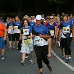 Tallinna Maratoni Sügisjooks 10 km - Anastasiia Taratynova (8721), Maria Strogacheva (11971)