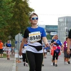Tallinna Maratoni Sügisjooks 10 km - Anneli Tokman (8948)