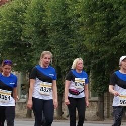 Tallinna Maratoni Sügisjooks 10 km - Lada Peikre (8198), Annika Lents (8328)