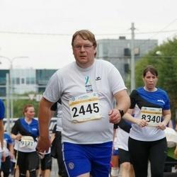 Tallinna Maratoni Sügisjooks 10 km - Arto Antikainen (2445)
