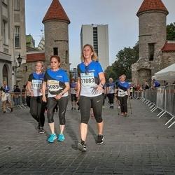 Tallinna Maratoni Sügisjooks 10 km - Celia Luz Gonzalez Fernandez (5089), Annika Paluoja (11083)