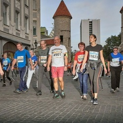 Tallinna Maratoni Sügisjooks 10 km - Marko Pikkarainen (4901), Anastassia Konovalova (11623)