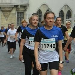 Tallinna Maratoni Sügisjooks 10 km - Annika Juursoo (11740)