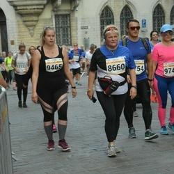 Tallinna Maratoni Sügisjooks 10 km - Eda Müürsepp (8660), Annemari Sepp (9465)