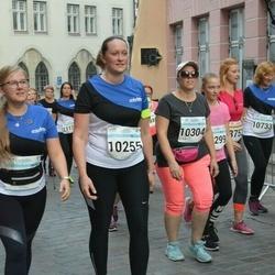Tallinna Maratoni Sügisjooks 10 km - Anna Aitsen (10255)