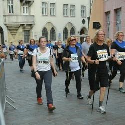Tallinna Maratoni Sügisjooks 10 km - Annika Rähni (11800)