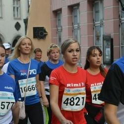 Tallinna Maratoni Sügisjooks 10 km - Alvina Špak (4821)