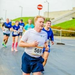 Tallinna Maratoni Sügisjooks 10 km - Björn Moritz (569)