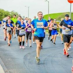 Tallinna Maratoni Sügisjooks 10 km - Tiit Kuusemets (1695), Arnold Viinamäe (5526)