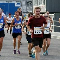 Tallinna Maratoni Sügisjooks 10 km - Maidu Eru (762), Aleksandra Ruzanov (1044), Karl-Johan Jakola (3335), Gunn-Inger Soerensen (3338), Samuli Jurttila (3503), Lena Aarekol (6430)