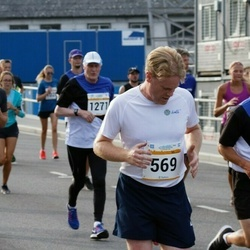 Tallinna Maratoni Sügisjooks 10 km - Björn Moritz (569), Timo Läänesaar (6536)