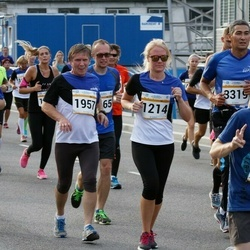 Tallinna Maratoni Sügisjooks 10 km - Raivo Piirla (1957), Henri Kiivit (2106), Dauren Izbasov (3319), Andre Jermakov (3729)