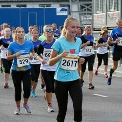 Tallinna Maratoni Sügisjooks 10 km - Olesja Lagašiina (529), Siret Juhkam (1541), Anna-Ly Truusalu (2617), Anton-Theo Girlin (6208)