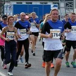 Tallinna Maratoni Sügisjooks 10 km - Lilyda Kangur (2168), Juri Maksimov (2604), Aare Haapsal (4764)