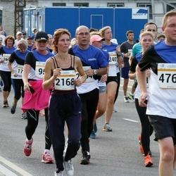 Tallinna Maratoni Sügisjooks 10 km - Lilyda Kangur (2168), Aare Haapsal (4764)