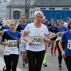 Tallinna Maratoni Sügisjooks 10 km - Egne Lappmaa (1531), Sigrid Mark (2502), Anni Pallav (5640)