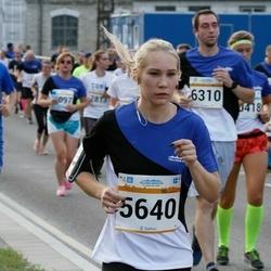 Tallinna Maratoni Sügisjooks 10 km - Anni Pallav (5640), Reio Kähr (6310), Vallo Goroško (11985)