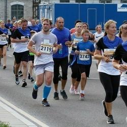 Tallinna Maratoni Sügisjooks 10 km - Madis Jauk (2119), Agne Väljaots (2640), Kregor Veber (3742), Sergei Morgach (4039), Katriin Alasoo (4353)