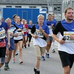 Tallinna Maratoni Sügisjooks 10 km - Sergei Morgach (4039), Artem Stepanenko (5295), Daniel Rybakov (5556), Rainer Metsniit (6758)