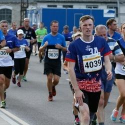 Tallinna Maratoni Sügisjooks 10 km - Agne Väljaots (2640), Branislav Koniar (3361), Priit Kallas (3639), Sergei Morgach (4039), Bjørn-Are Hemmingsen (6573)