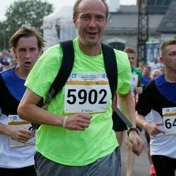 Tallinna Maratoni Sügisjooks 10 km - Ants Soosõrv (5902), Brenet Rahumägi (6203), Ergo Veedler (6457)