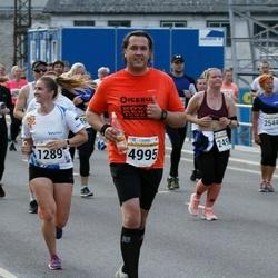 Tallinna Maratoni Sügisjooks 10 km - Anna Markova (1289), Ants Kann (4995)