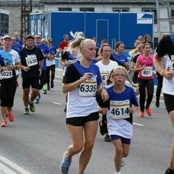Tallinna Maratoni Sügisjooks 10 km - Koit Veeorg (1638), Silva Saaliste (3142), Andra Klettenberg (4614), Merje Valtin (5028), Reet Järsk (6335)