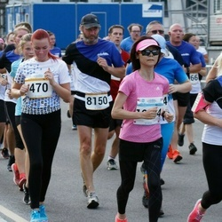 Tallinna Maratoni Sügisjooks 10 km - Meril Mägi (470), Arina Alektorova (2138), Tõnis-Andre Türnpuu (3884), Momoko Kato (10284)