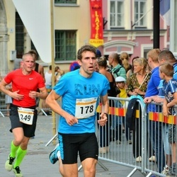 Tallinna Maratoni Sügisjooks 10 km - Aarne Nirk (178)