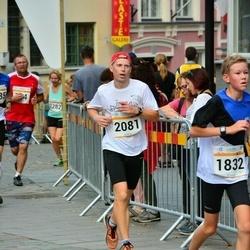 Tallinna Maratoni Sügisjooks 10 km - Artur Soo (1832), Marko Lipp (2081)