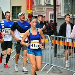 Tallinna Maratoni Sügisjooks 10 km - Agate Kristapsone (4159)