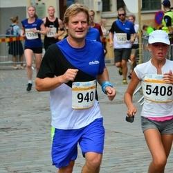 Tallinna Maratoni Sügisjooks 10 km - Holger Mägi (940), Adele Tamberg (5408)