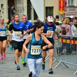 Tallinna Maratoni Sügisjooks 10 km - Christina Kallas (1211)