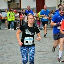 Tallinna Maratoni Sügisjooks 10 km - Annika Vaher (10117)