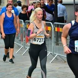 Tallinna Maratoni Sügisjooks 10 km - Anna-Maria Tagu (6727)