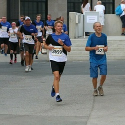 Tallinna Maratoni Sügisjooks 10 km - Andi Nõmmela (3699)