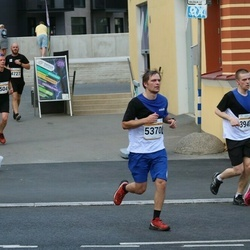 Tallinna Maratoni Sügisjooks 10 km - Robert Otto (3940), Imre Anton (5370), Adele Tamberg (5408)