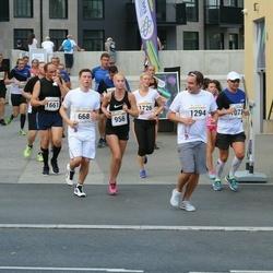 Tallinna Maratoni Sügisjooks 10 km - Andrei Bondarik (668), Klaudia Sirel (956), Stanislav Polikarpov (1294), Alexander Shaykin (1661)