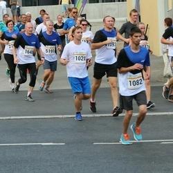 Tallinna Maratoni Sügisjooks 10 km - Mihkel Pihl (1020), Eduard Ignahhin (1082), Toomas Sert (1093), Ago Pukspuu (1648), Priit Eenraid (5191)