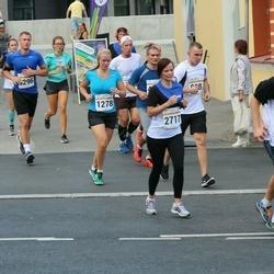 Tallinna Maratoni Sügisjooks 10 km - Jelena Tšaikovskaja (1278), Ago Pukspuu (1648)