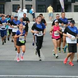 Tallinna Maratoni Sügisjooks 10 km - Pavel Spiridonov (842), Tiit Kuusemets (1695), Aleksandrs Fjodorovs (1806), Annely Aston (3871)