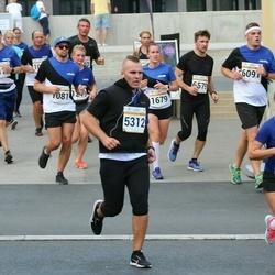Tallinna Maratoni Sügisjooks 10 km - Tarvi Jürimaa (1081), Kerttu Aaring (1679), Annely Aston (3871), Taavi Tuulsalu (5312)