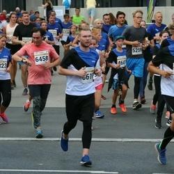 Tallinna Maratoni Sügisjooks 10 km - Alexander Sokolov (6458), Ervo Vaatmann (6611)