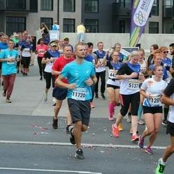 Tallinna Maratoni Sügisjooks 10 km - Anna Markova (1289), Roger Rooma (11720)