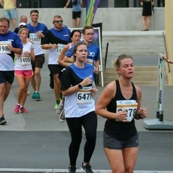 Tallinna Maratoni Sügisjooks 10 km - Rauna Paula Runnel (1405), Britta Pung (6471)