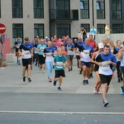 Tallinna Maratoni Sügisjooks 10 km - Aarne Lätte (989), Eduard Lehmus (1023), Alfred Õun (6634), Ricardo Horta (12455)