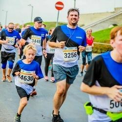 Tallinna Maratoni Sügisjooks 10 km - Brian Timm-Brock (3256), Kristofer Velsberg (4630)