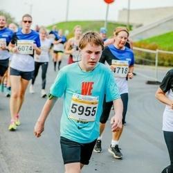Tallinna Maratoni Sügisjooks 10 km - Arnis Avar Sammalpärg (5955)